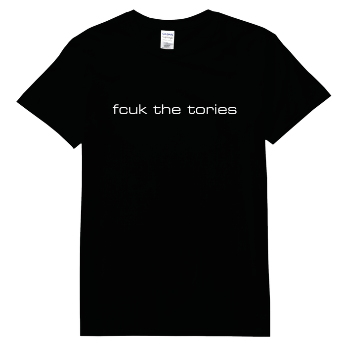 Unisex Standard Heavy Cotton T-Shirt Black